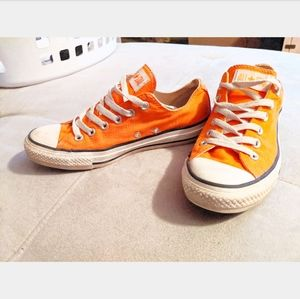 Converse, All Star, Chuck Taylor, Low Tops, Used